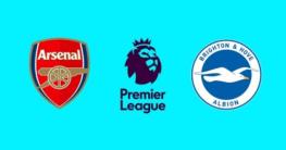 Arsenal v Brighton EPL Betting Odds