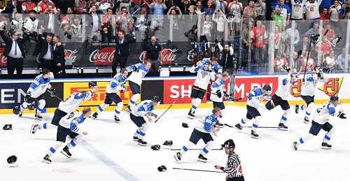 Ice Hockey World Cup Betting