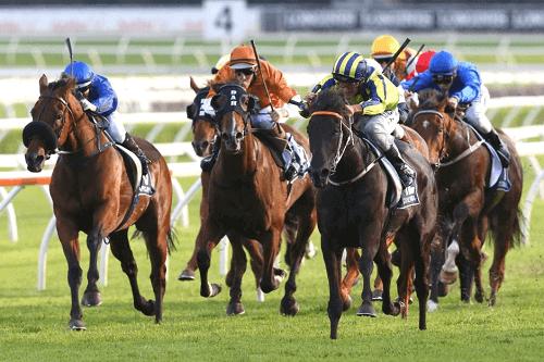 Queen Elizabeth Stakes Australia