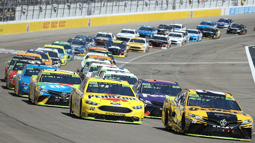 Top 5 NASCAR Drivers Australian Guide