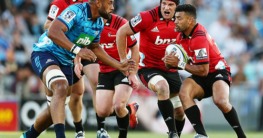 Blues v Crusaders Super Rugby Odds