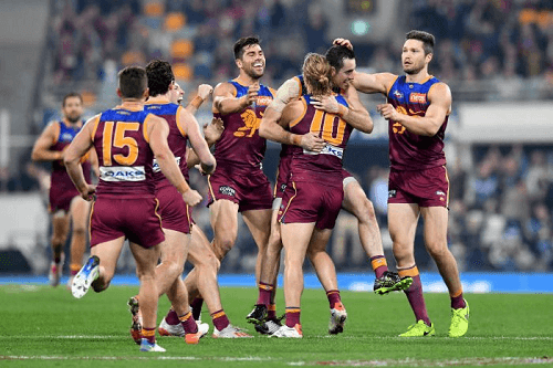 Brisbane Lions Odds for Betting