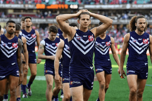 Fremantle Betting Odds Australia