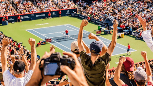 Top Rogers Cup Betting Websites