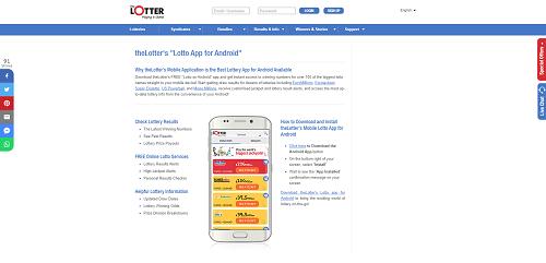 The Lotter App