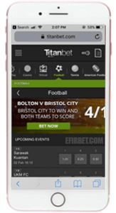 Titanbet Sports Betting App