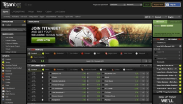 Titanbet Sportsbook Expert Rating