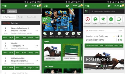 Unibet Betting App