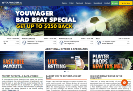 Youwager Sportsbook Reviews
