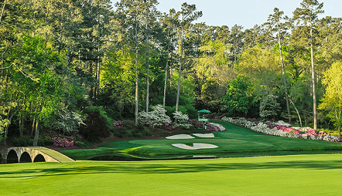 Augusta National Course