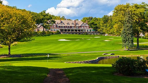 Baltusrol Golf Lower