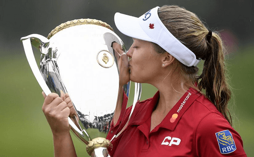 Betting on the CP Womens Open