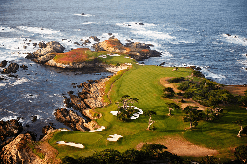 Cypress Point Course