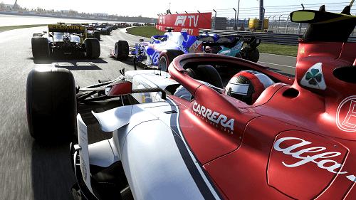Bet on Formula 1 eSports