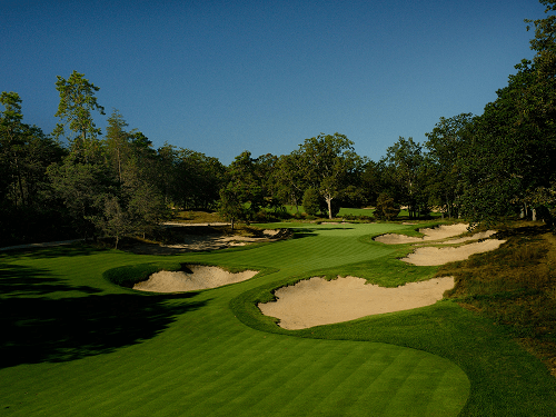Pine Valley Course
