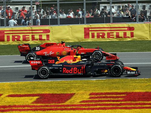 Formula 1 Returns in July